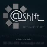 @shift 名刺