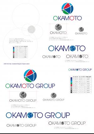 岡本グループ ロゴ